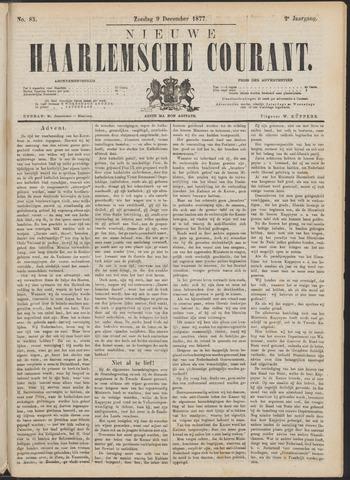 Nieuwe Haarlemsche Courant 1877-12-09