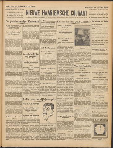 Nieuwe Haarlemsche Courant 1933-01-11