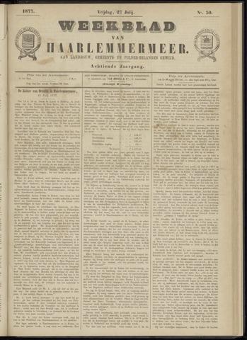Weekblad van Haarlemmermeer 1877-07-27