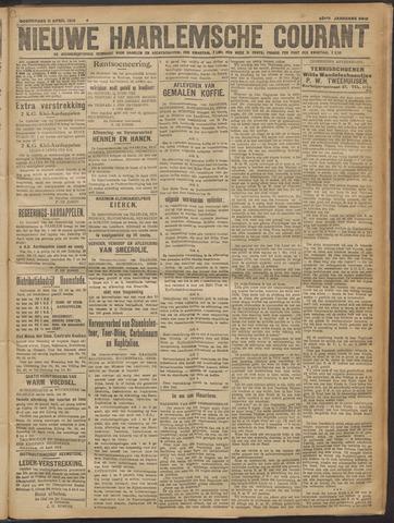 Nieuwe Haarlemsche Courant 1918-04-11