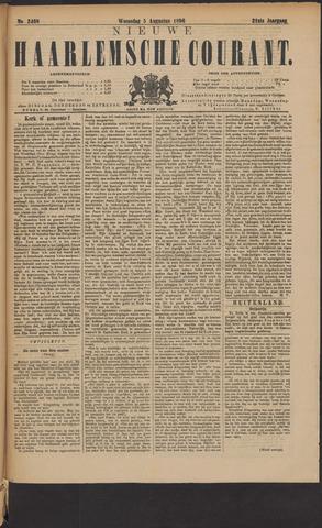 Nieuwe Haarlemsche Courant 1896-08-05