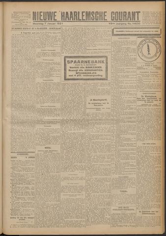 Nieuwe Haarlemsche Courant 1924-01-07