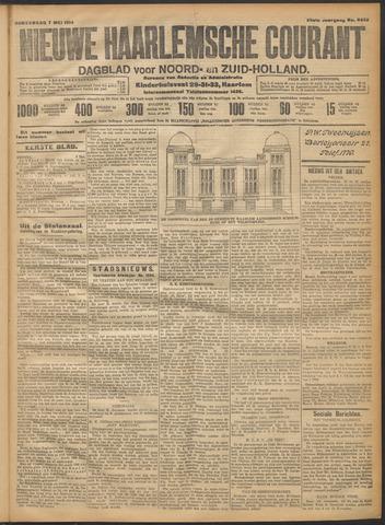 Nieuwe Haarlemsche Courant 1914-05-07