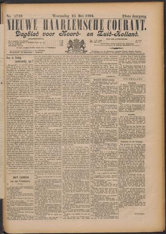 Nieuwe Haarlemsche Courant 1904-05-25