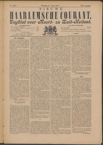 Nieuwe Haarlemsche Courant 1897-04-28