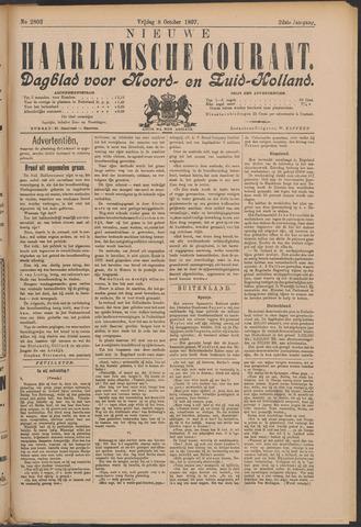 Nieuwe Haarlemsche Courant 1897-10-08