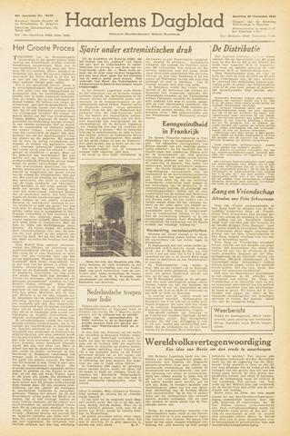 Haarlem's Dagblad 1945-11-24