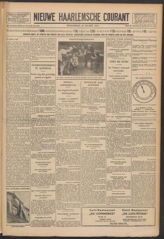 Nieuwe Haarlemsche Courant 1932-03-30