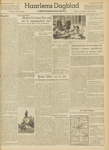 Haarlem's Dagblad 1950-06-14