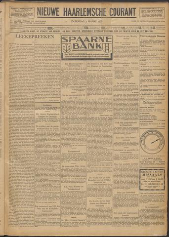 Nieuwe Haarlemsche Courant 1929-03-02