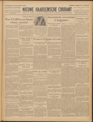 Nieuwe Haarlemsche Courant 1940-12-05