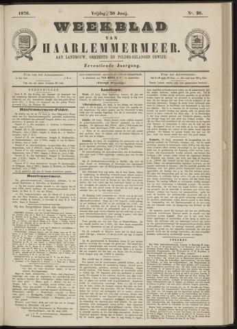 Weekblad van Haarlemmermeer 1876-06-30