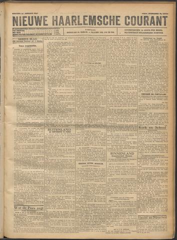 Nieuwe Haarlemsche Courant 1921-01-31