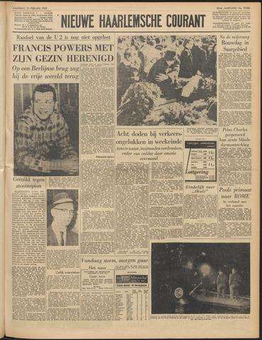 Nieuwe Haarlemsche Courant 1962-02-12