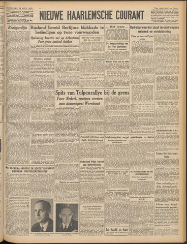 Nieuwe Haarlemsche Courant 1949-04-28