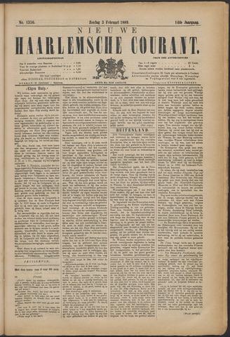 Nieuwe Haarlemsche Courant 1889-02-03