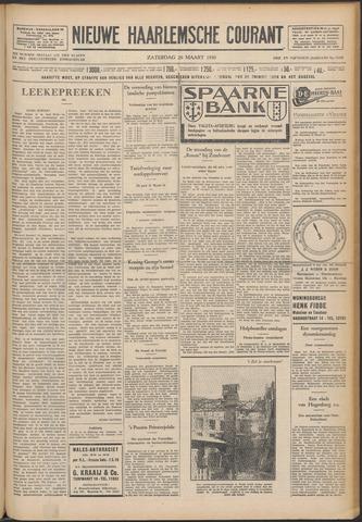 Nieuwe Haarlemsche Courant 1930-03-29
