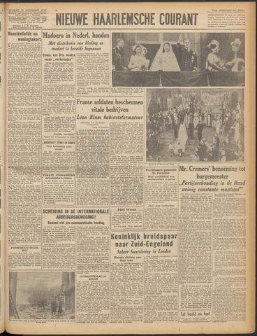 Nieuwe Haarlemsche Courant 1947-11-21
