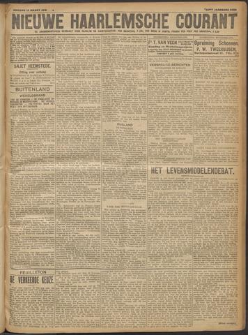 Nieuwe Haarlemsche Courant 1918-03-12
