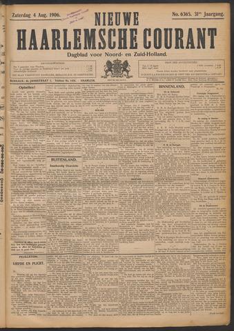 Nieuwe Haarlemsche Courant 1906-08-04