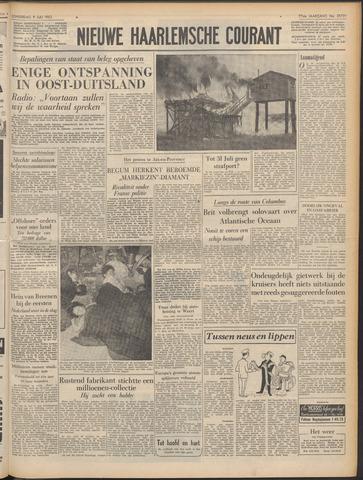 Nieuwe Haarlemsche Courant 1953-07-09
