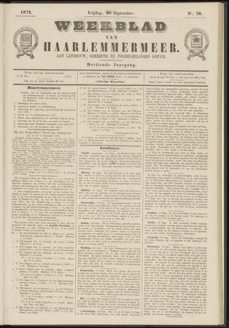 Weekblad van Haarlemmermeer 1872-09-20