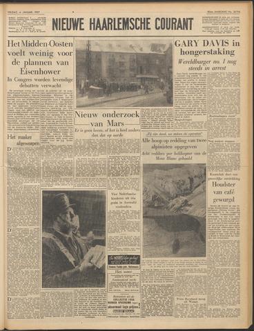 Nieuwe Haarlemsche Courant 1957-01-04