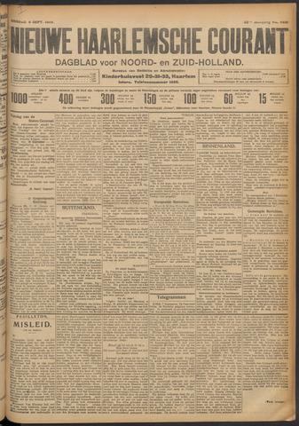 Nieuwe Haarlemsche Courant 1908-09-08