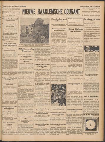 Nieuwe Haarlemsche Courant 1938-03-22