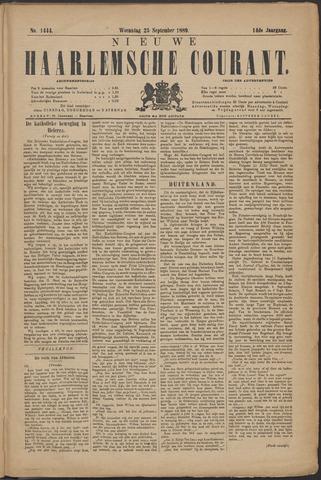 Nieuwe Haarlemsche Courant 1889-09-25
