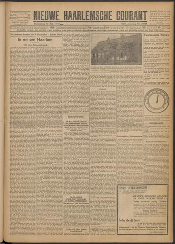 Nieuwe Haarlemsche Courant 1927-01-27