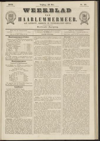 Weekblad van Haarlemmermeer 1872-05-10