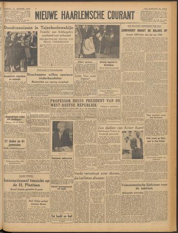 Nieuwe Haarlemsche Courant 1949-09-13