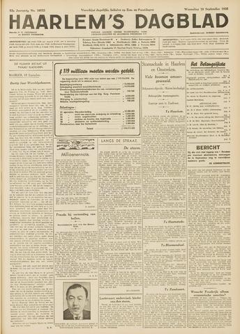 Haarlem's Dagblad 1935-09-18