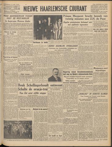 Nieuwe Haarlemsche Courant 1949-05-11