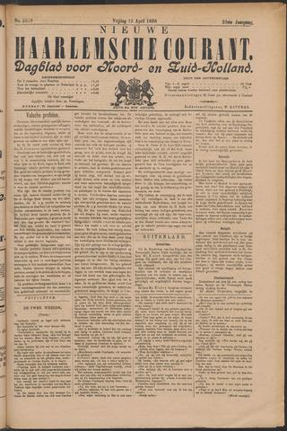 Nieuwe Haarlemsche Courant 1898-04-15