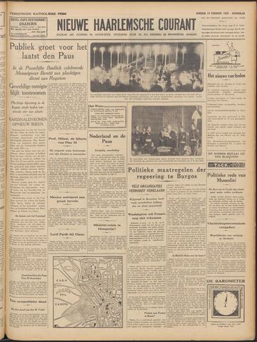 Nieuwe Haarlemsche Courant 1939-02-14