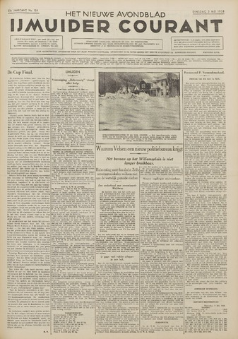 IJmuider Courant 1938-05-03