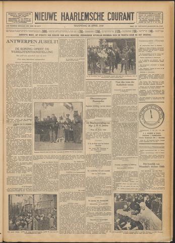 Nieuwe Haarlemsche Courant 1930-04-28