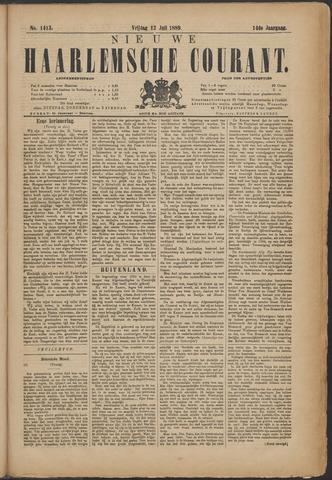 Nieuwe Haarlemsche Courant 1889-07-12