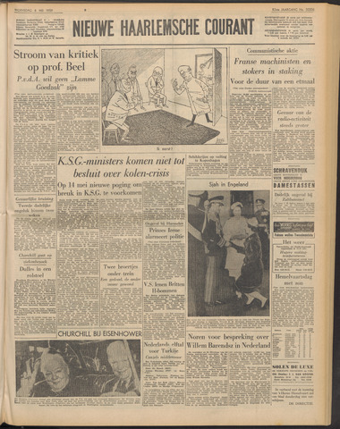 Nieuwe Haarlemsche Courant 1959-05-06