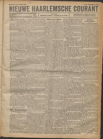 Nieuwe Haarlemsche Courant 1920-09-06