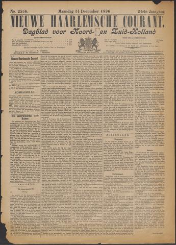 Nieuwe Haarlemsche Courant 1896-12-14