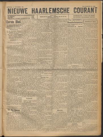 Nieuwe Haarlemsche Courant 1921-09-10