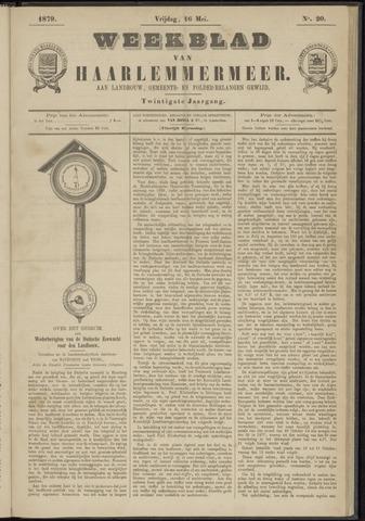 Weekblad van Haarlemmermeer 1879-05-16
