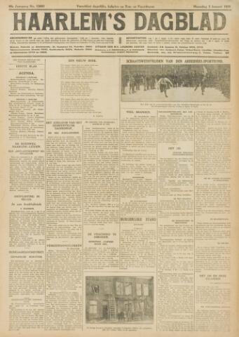 Haarlem's Dagblad 1928