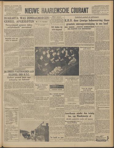 Nieuwe Haarlemsche Courant 1950-11-20