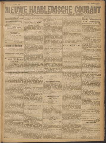 Nieuwe Haarlemsche Courant 1919-03-25