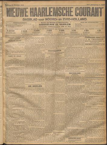 Nieuwe Haarlemsche Courant 1915-10-29