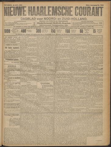 Nieuwe Haarlemsche Courant 1910-10-22